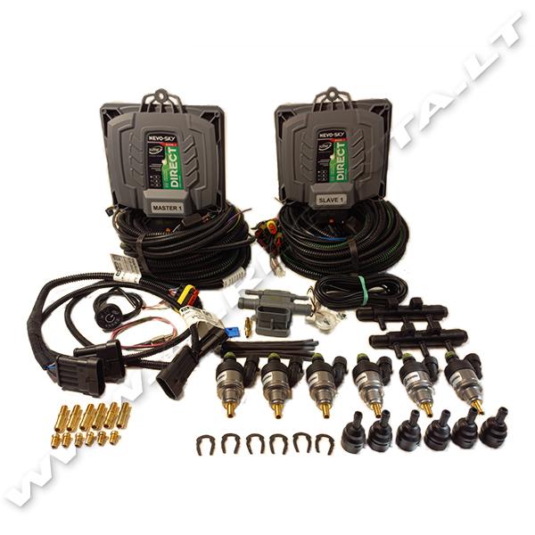 Mini kit NEVO-SKY DIRECT 6 CIL RL
