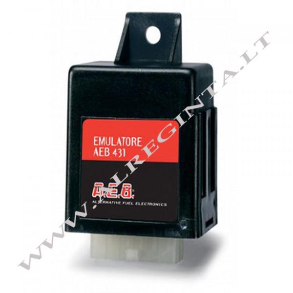 Emuliatorius AEB 431
