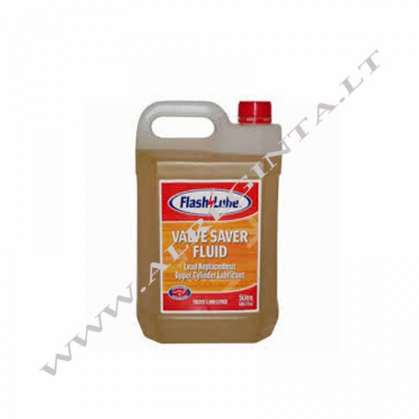 Valve Saver additive (oil) FLASHLUBE 5 Ltr