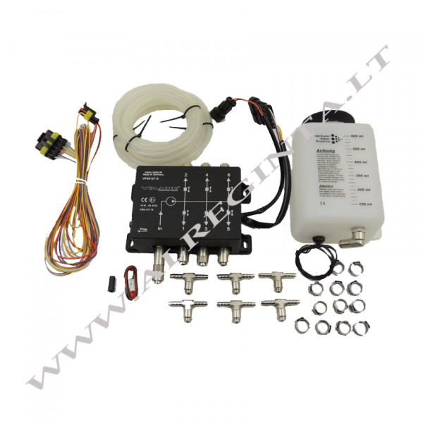 ELECTRONIC VALVE SAVER V-LUBE Sequent PLIUS kit  6 cyl