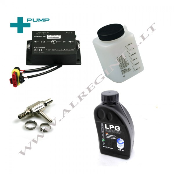 Electronic valve saver V-LUBE PLUS