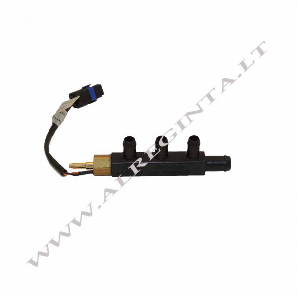 Manifold 3 cyl for injectors RIS HD (with temperature sensor)