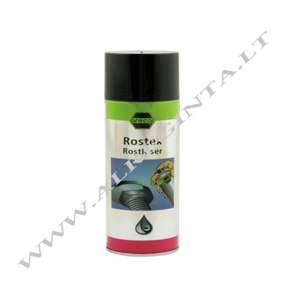 arecal Rostex rust remover