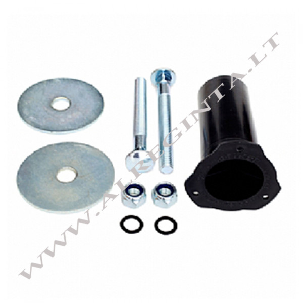 Maunting kit for toroidal internal LPG tank Atiker