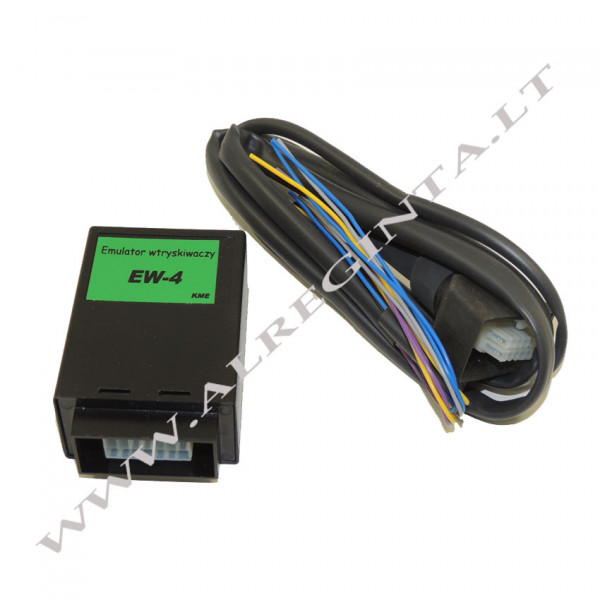 Emuliatorius KME 4-ių cil (be jungčių)