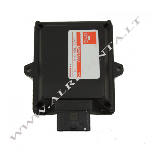 Valdiklis KING 4 cil MP48 OBD