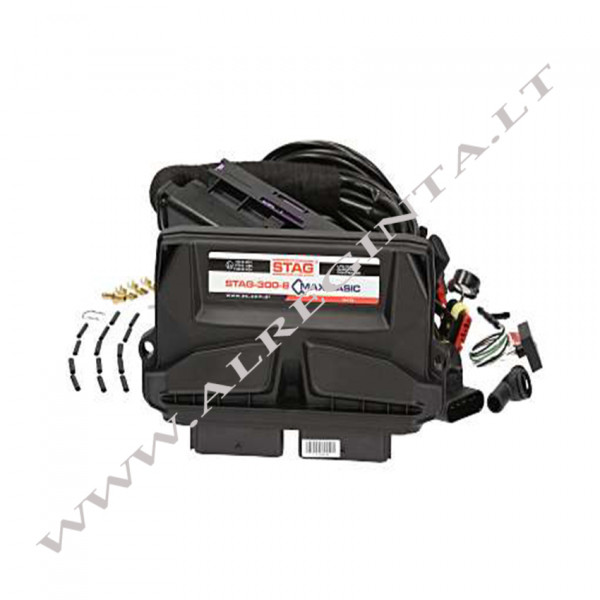 Electronic set STAG -300-6 Qmax basic 6 cyl