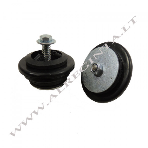 Safety valve D40 Aluminum
