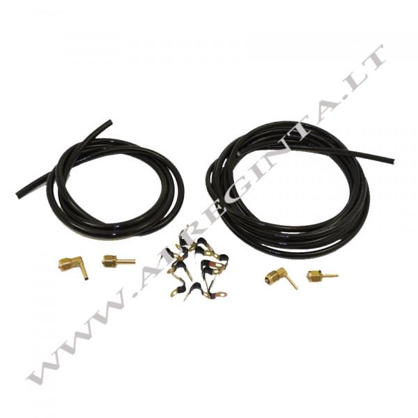 SND galinis montažinis komplektas PRO ( PVC)