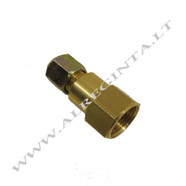 Adapter Holland for copper pipe D8