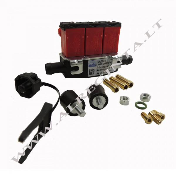 LPG Injectors 3 cyl Valtek 32
