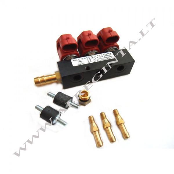 VALTEK 3 cyl injector