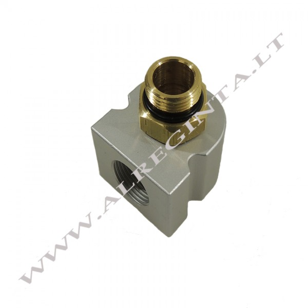 Rotary gaseos knee fi12 - body for KME reducer