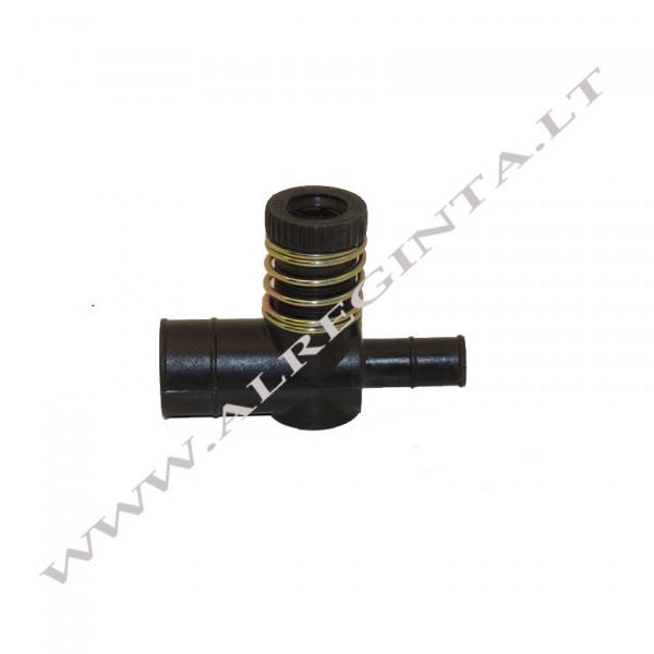Gas flow adjuster 19x10