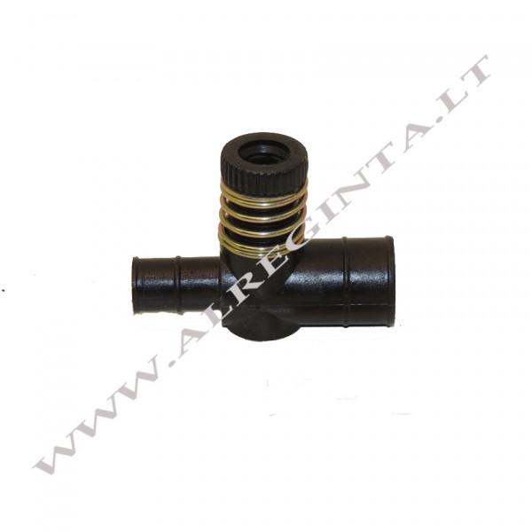 Gas flow adjuster 19x12
